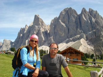 Summer Holidays in the Dolomites