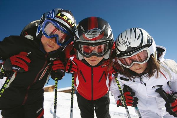 Skiurlaub kinder